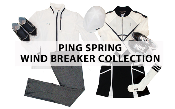 SPRING WINDBREAKER COLLECTION