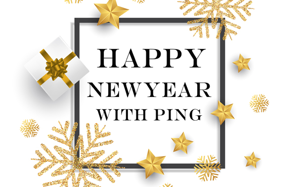 HAPPY NEW YEAR WITH PING